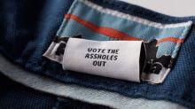 La marca de ropa Patagonia esconde en sus etiquetas un incendiario mensaje contra Trump