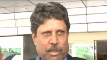 Kapil Dev returns to 'parent' BCCI