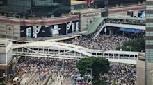 Hong Kong Markets Roiled by Interbank Rate Squeeze Amid Protests