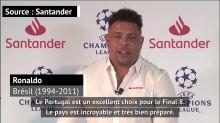 """Quarts : Ronaldo : """"Le Portugal ? Un choix parfait pour le Final 8"""""""