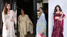 From Dia Mirza To Shilpa Shetty Kundra: Whose Outfit Will You Select For A Wedding Event?