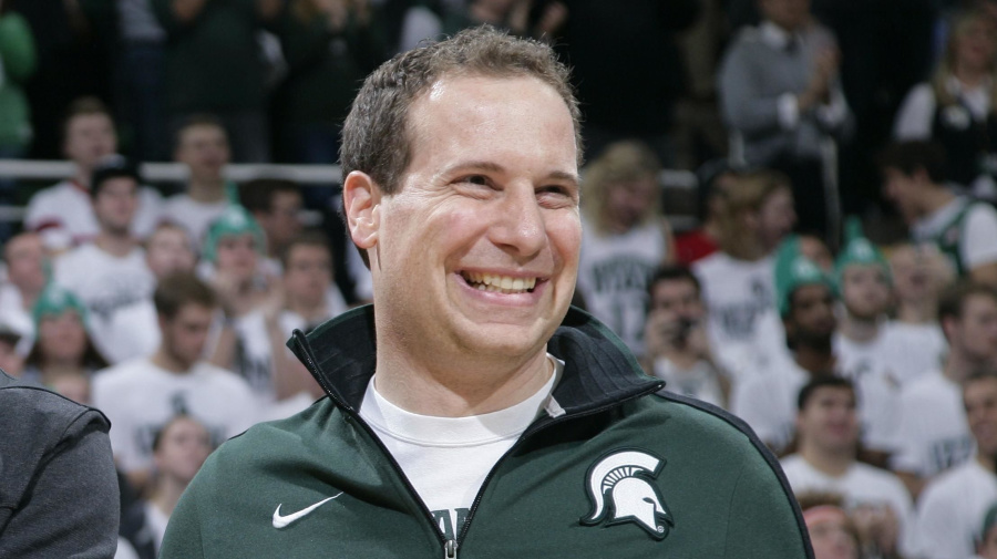Ex-Michigan State player a newly minted billionaire