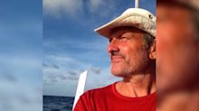 Man who spent 267 days sailing solo during the pandemic returns home: 'What did I miss?'