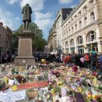 UK police hunt Manchester bomber's network, angered by U.S. leaks
