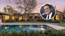 The Holmby Hills Estate of Late Paramount Chief Brad Grey Comes to Market