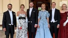 Trump Brings All 4 of His Adult Kids to Buckingham Palace Banquet on Night 1 of Controversial Visit