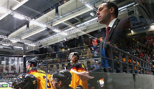 Eishockey-WM: Sturm benennt sein Aufgebot