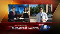 Chesapeake Energy lays off 800 workers, 640 in OKC