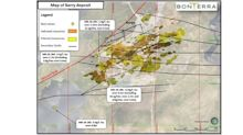 Bonterra Intersects 34.5 g/t Au over 2.7 Metres at Barry