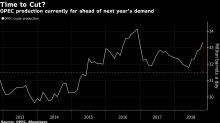 OPEC Sees Demand for Its Crude Declining Faster as Rivals Surge