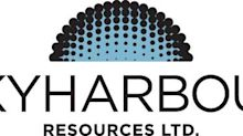 Skyharbour Signs Letter of Intent with Pitchblende Energy to Option 80% of the North Falcon Point Uranium Property