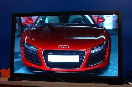 CES 2008: The best of LCD HDTVs