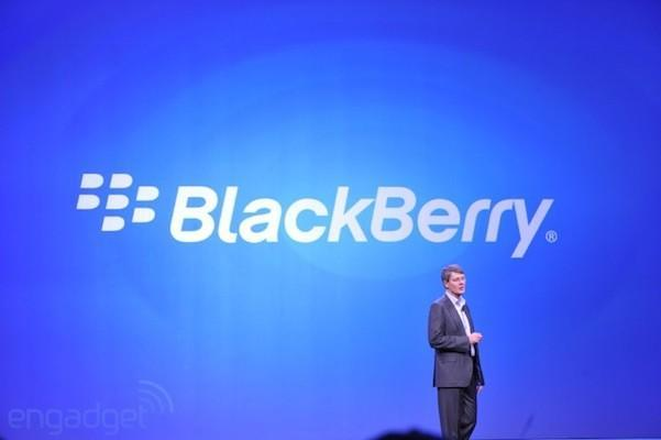 WSJ: BlackBerry sale likely to be wrapped up by November
