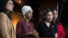 Democratic Congresswomen Respond To Trump's Racist Attack