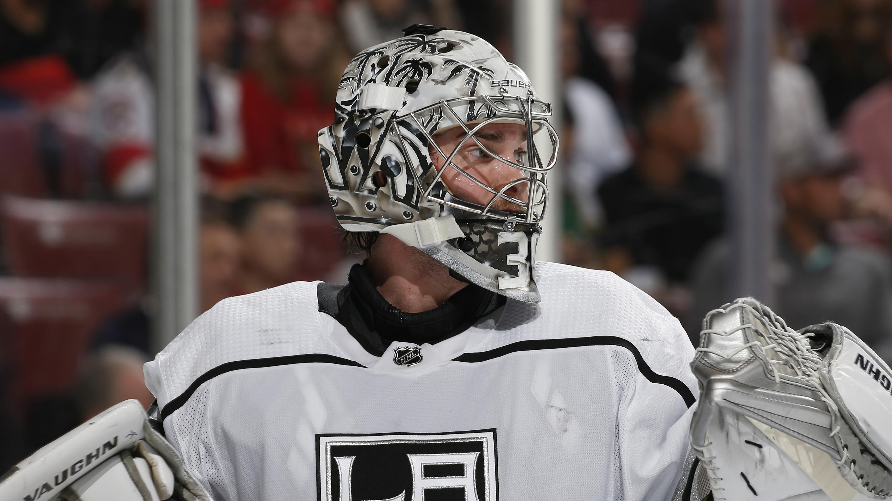 Toronto Maple Leafs Acquire Jack Campbell Kyle Clifford From Los Angeles Kings