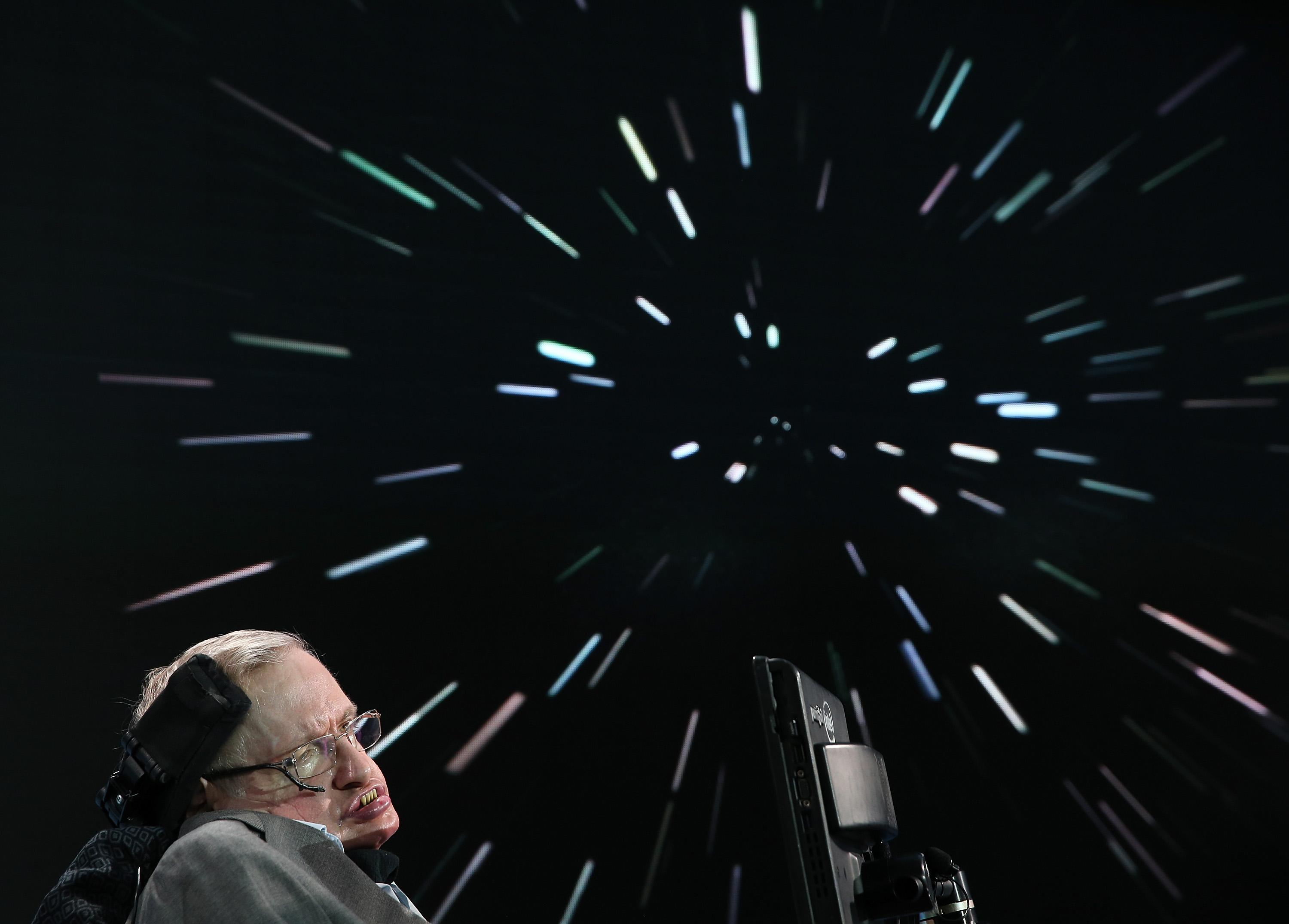 How Stephen Hawking's Black Hole Discoveries Rewrote Physics of Space-Time