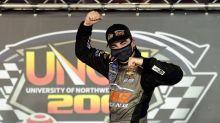 17-year-old Sam Mayer wins first NASCAR Truck race
