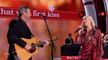 Gwen Stefani and Blake Shelton highlight star-studded Christmas special