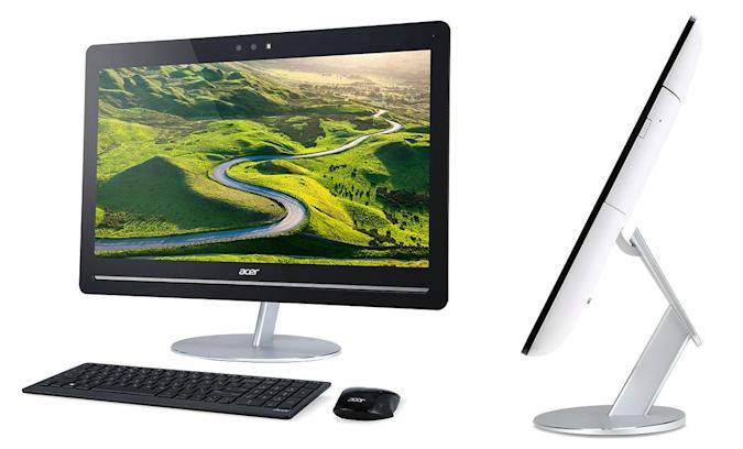 Acer's all-in-one has Intel's latest chips and depth camera