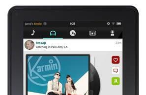 AOL redesigns its Play music player app for the Kindle Fire, premium version is free Thursday