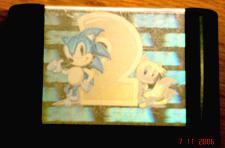 Sonic 2 prototype now playable