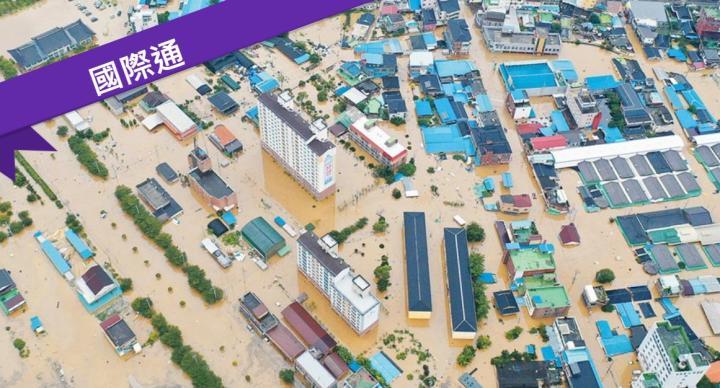 真糟!水災38死 又遇颱風登陸