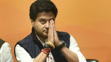 Neither Me Nor My Father Have Been Disloyal in Politics, Says BJP Leader Jyotiraditya Scindia