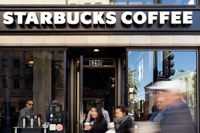 Starbucks Overhauls Its Loyalty Program Introducing Tiered