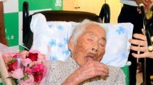 World's oldest person dies aged 117 in Japan