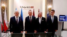 Letonia, Estonia, Finlandia y Polonia piden una reunión de la UE sobre Bielorrusia