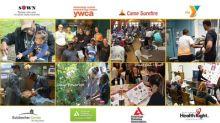 Community organizations receive $200,000 from Sun Life Team Up Against Diabetes grant program