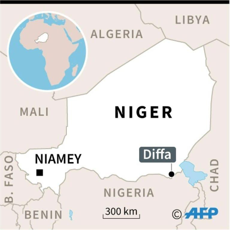 Niger (AFP Photo/AFP)