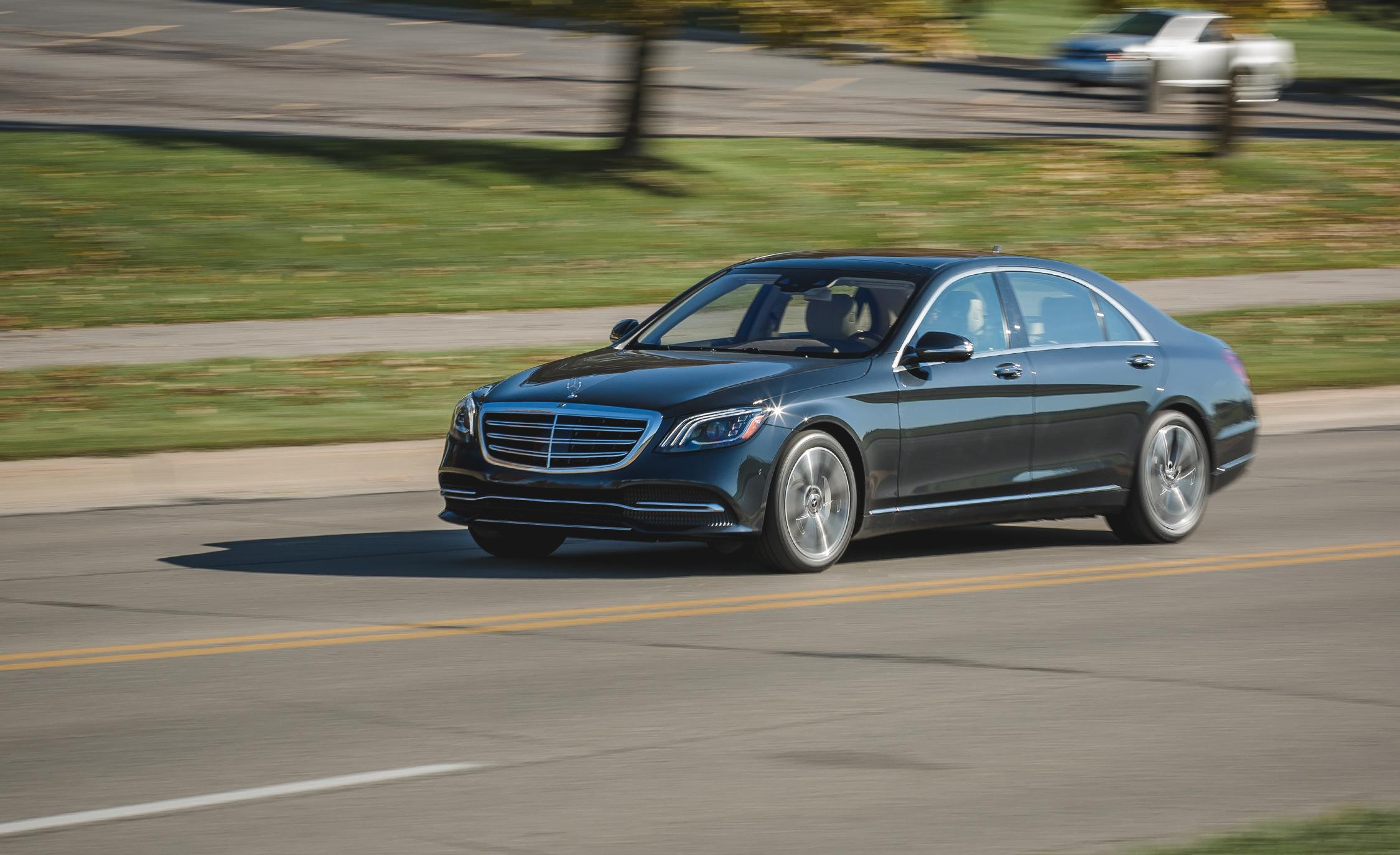 2018 mercedes benz s450 rwd s450 4matic for Mercedes benz s450