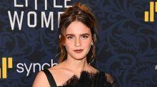 Emma Watson ne met pas fin à sa carrière, quoi qu'en disent les rumeurs