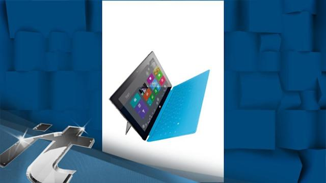 Finance Latest News: Microsoft Still Hopes You'll Buy A Surface RT, Launches New