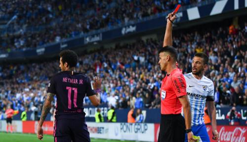 Primera Division: 31. Spieltag: Barca verliert - Neymar droht Clasico-Aus