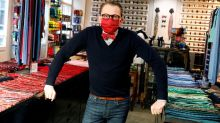 From ties to masks: German tailor shifts production to survive pandemic