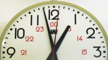 Clocks may go a little cuckoo with power grid change