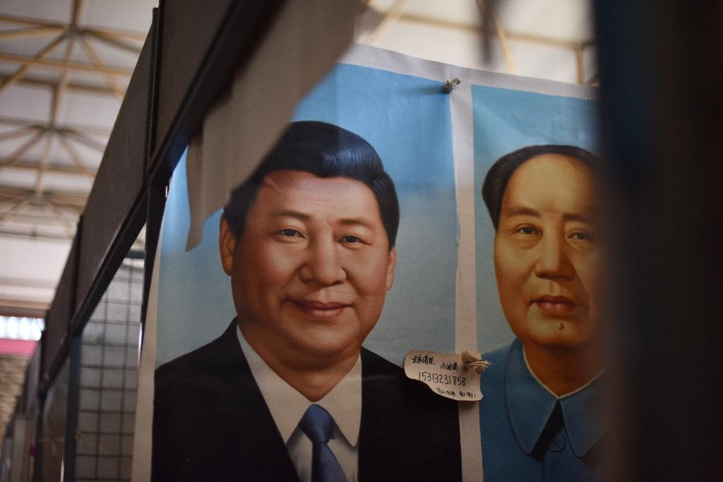 an obituary of the chinese communist leader mao zedong