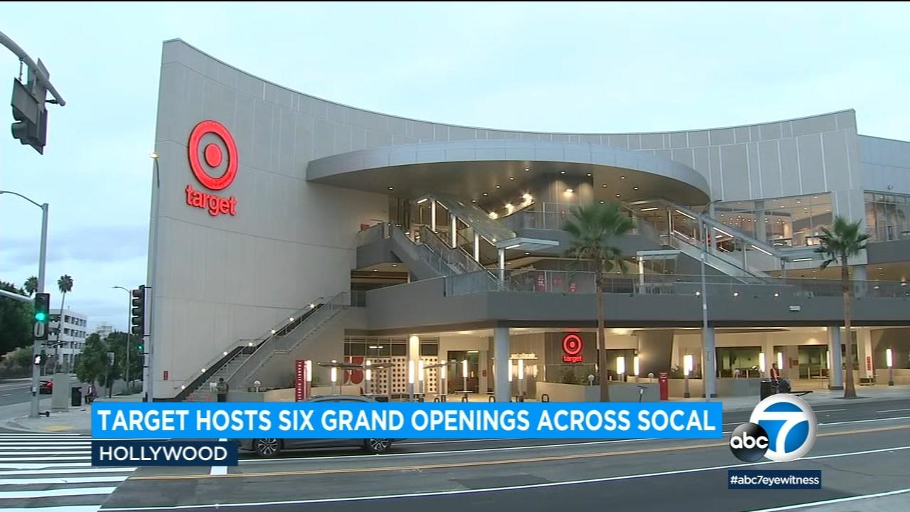 Target in Hollywood finally open for business after 12 ...