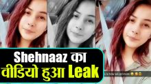 Shehnaaz Gill's Video LEAKED before releasing Her song Kurta Pajama