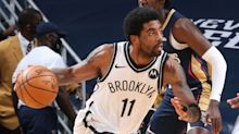 Kyrie Irving, Brooklyn Nets hold off New Orleans Pelicans despite 33 points from Zion Williamson