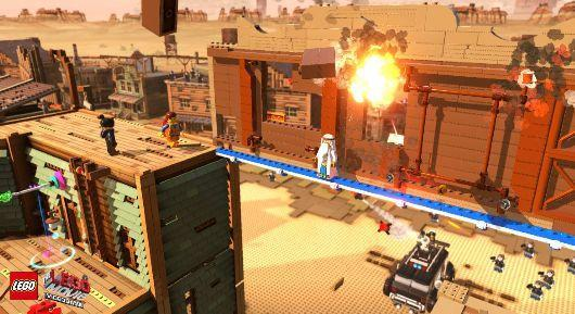 Lego Movie Videogame is the tie-in to end all tie-ins