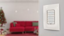 Control4 Keypads Bring Smart Home Personalization and Customization to the Holiday Season