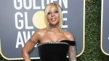 Mary J. Blige Celebrates Her Double Oscar Nomination With Best Dinner Party Ever