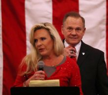 Alabama: Roy Moore's wife says he can't be antisemitic - he has a Jewish lawyer