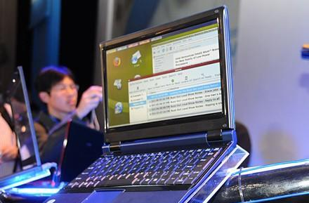 Ultrathin Netbook showcased at Intel Developer Forum