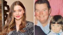 Miranda Kerr's emotional tribute to late grandfather: 'Our rock'