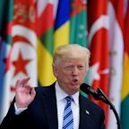 President Trump to Arab Leaders: 'Drive Out' Terrorism