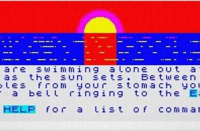 Jaws: The Text Adventure eats yachts in your browser